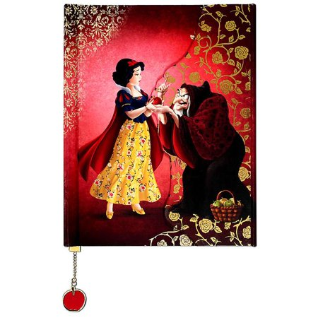 Snow White and Evil Queen as Hag Fairytale Journal (Snow White Evil Queen)