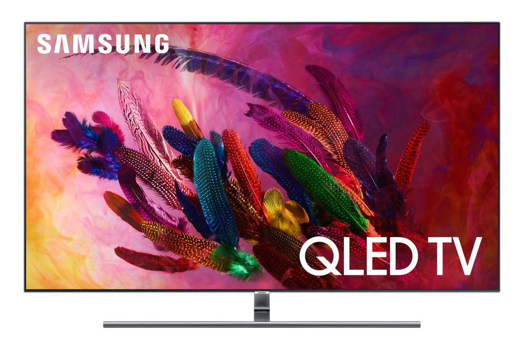 """SAMSUNG 55"""" Class 4K (2160P) Ultra HD Smart QLED HDR TV QN55Q7FN (2018 model)"""