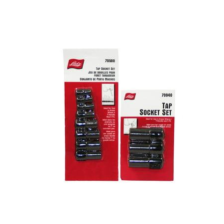 Lisle Tools 70500 & 70940 11 Piece Socket Set Kit