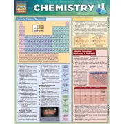 BarCharts 9781423218593 Chemistry Quickstudy Easel