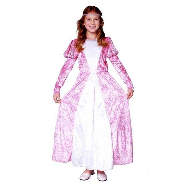 Pink Fairy Costume - Size Child-Large