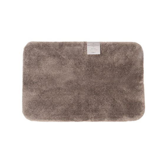 """Hotel Collection Bath Mats: Hotel Luxury Reserve Collection Bath Rug 24"""" X 36"""" (Fossil"""