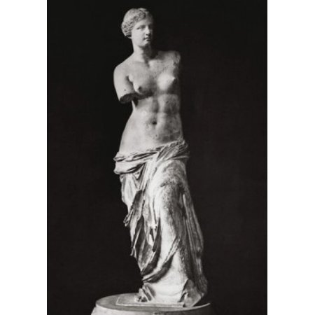 Venus de Milo 130-120 BCE Greek Art  Marble Canvas Art -  (18 x - Venus Greek