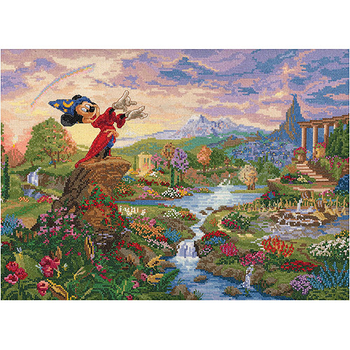 Thomas Kinkade Disney Dreams Collection, Fantasia