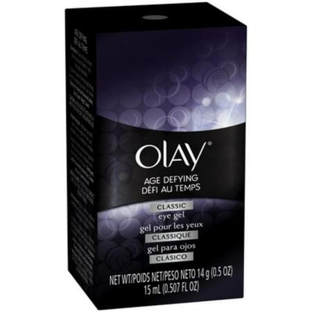 OLAY Age Defying Classic Eye Gel 0.50 oz (Pack of 2)