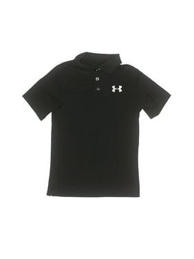 Dark Blue Medium HEAD Kids Club Tech Boys Polo Shirt