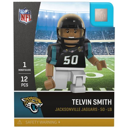 Telvin Smith Jacksonville Jaguars OYO Sports Player Minifigure - No Size