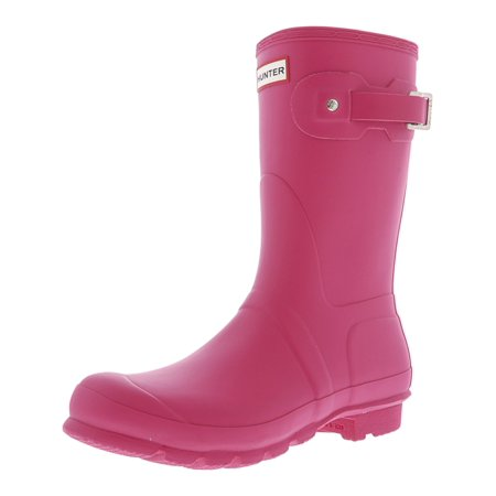 Hunter Original Short Rain Boot - 6M - Bright (Best Rubber Boot Brands)