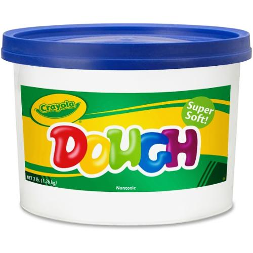 Crayola Super Soft Dough - 1 Each - Blue
