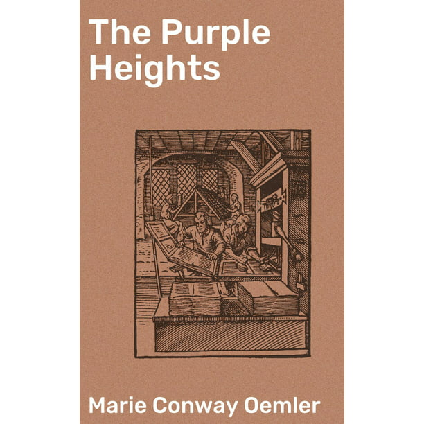 The Purple Heights - eBook