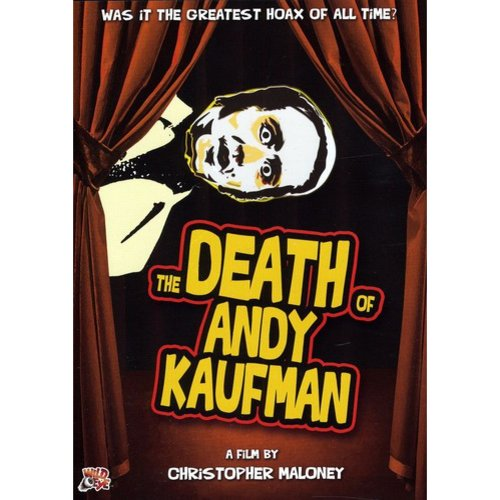 Andy Kaufman - Death of Andy Kaufman [DVD]