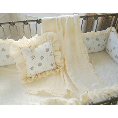 Blueberrie Kids Lambie Tales 100pct Cotton Comforter