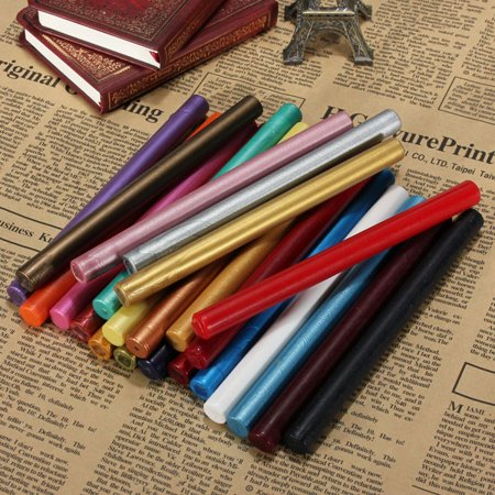 Traditional Vintage Seal vintagesealingwax Sealing Wax Sticks For Gun Stamps Envelope Invitations
