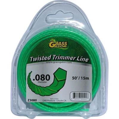 Slackers Zip Line (Grass Gator Zip Line Pro Trimmer Line, 0.8