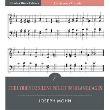 The Lyrics to Silent Night in 30 Languages (Illustrated Edition) - eBook (12 Nights Of Halloween Lyrics)