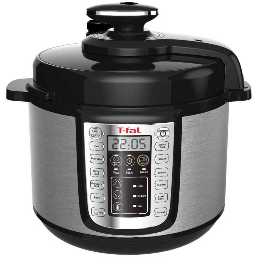 T-fal Electric Pressure Cooker