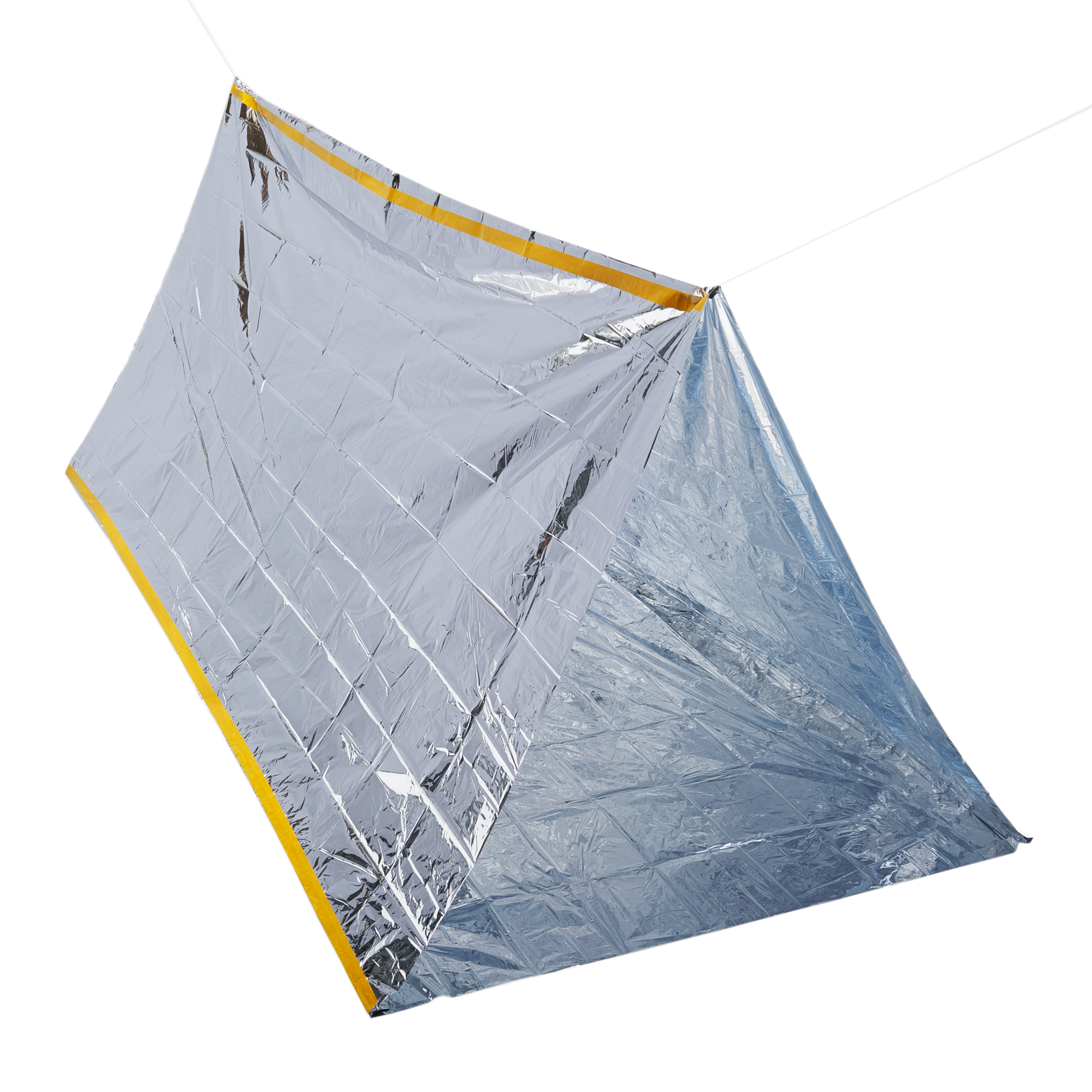 NW Survival Emergency Tent � Mylar Emergency Shelter by NW Survival