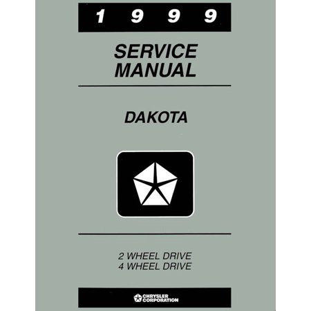 Bishko OEM Repair Maintenance Shop Manual Bound for Dodge