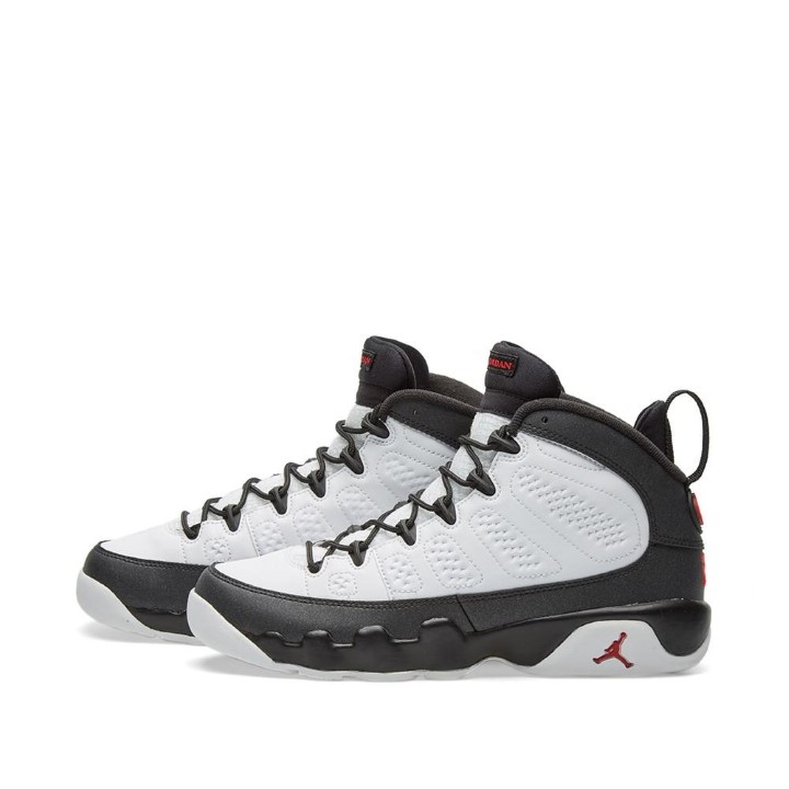 competitive price f2bdc b84e0 Air Jordan - Unisex - Air Jordan 9 Retro Bg (Gs)  Space Jam  - 302359-112 -  Size 6