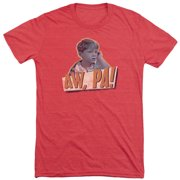 Andy Griffith Aw Pa Mens Tri-Blend Short Sleeve Shirt