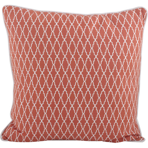 Saro Las Palmas Ikat Cotton Throw Pillow
