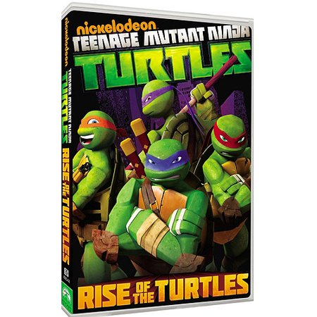 Teenage Mutant Ninja Turtles Rise Of The Turtles Walmart Exclusive