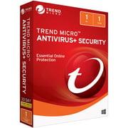 Trend Micro Antivirus + Security 1U 2018