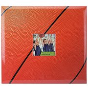 Sport & Hobby Postbound Album 12''X12'', Basketball