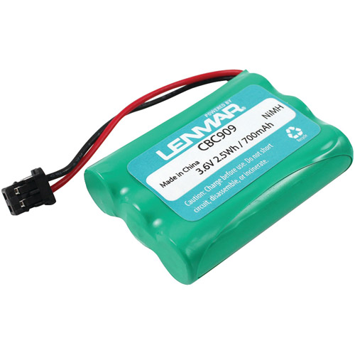 Lenmar CBC909 Uniden BT-909 Replacement Battery