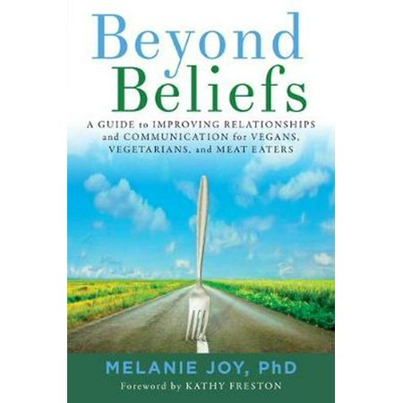 Beyond Beliefs : A Guide to Improving Relationships and Communication for Vegans, Vegetarians, and Meat Eaters - Meat Eater Mask