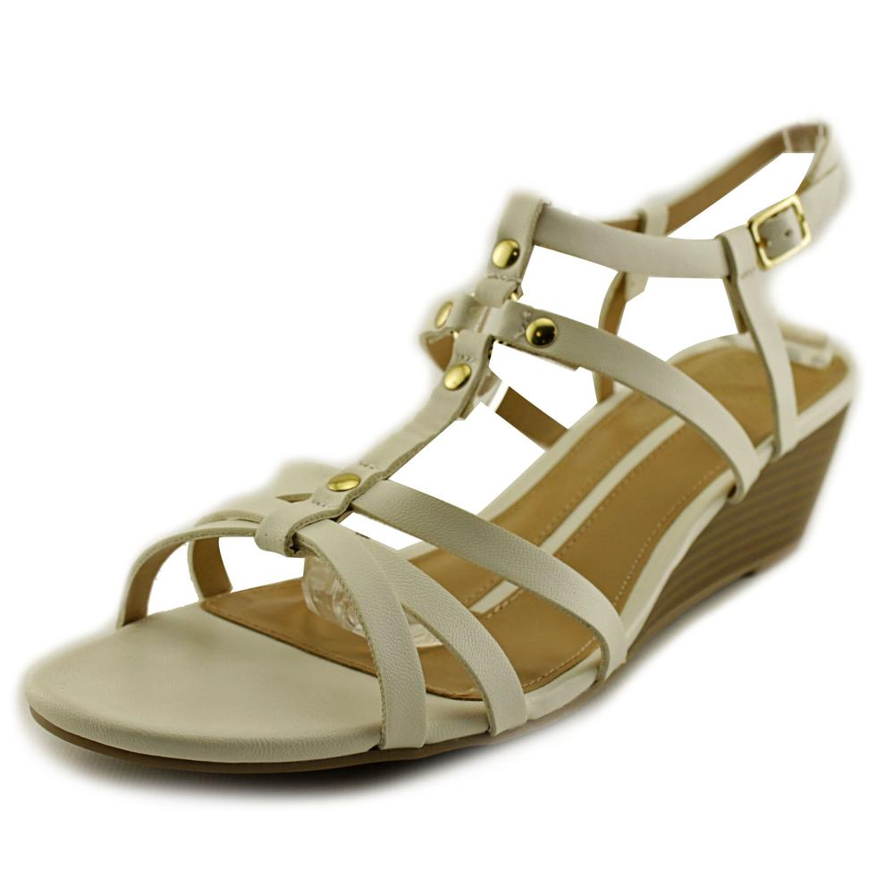 New Directions Martina Women  Open Toe Synthetic  Wedge Sandal