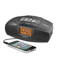 Hampton iHome Hi277 Alarm Clock Radio with Preset Tuning