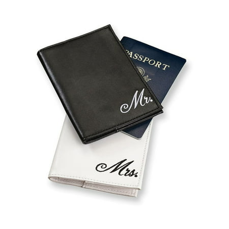 Lillian Rose Mr. ; Mrs. Passport Covers