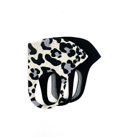 Washable Reusable Fashion Face MAsk- Protection from Dust & Droplets- Unisex 2- White