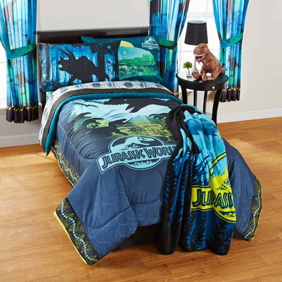 Dinosaur Twin Bed In A Bag