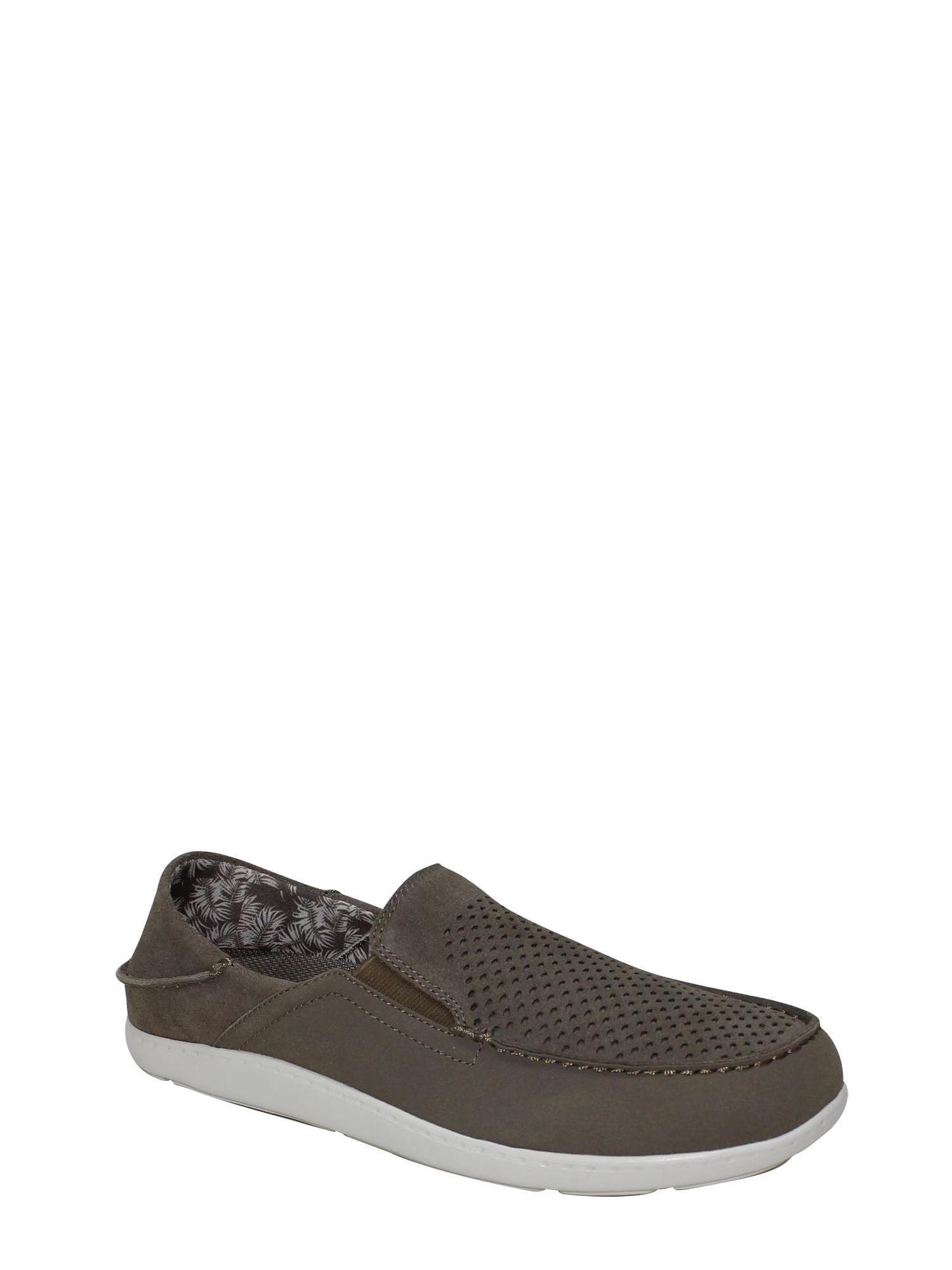 Casual Suede Slip-On Sneaker