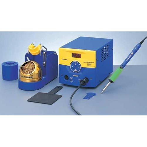 HAKKO FM203-01 Soldering Station,Digital,ESD Safe,2Port