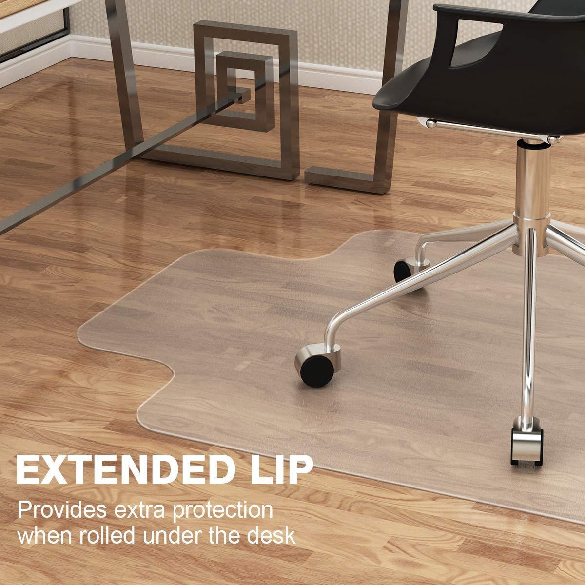 Ktaxon Office Chair mat for Hardwood Floor, Floor mat ...