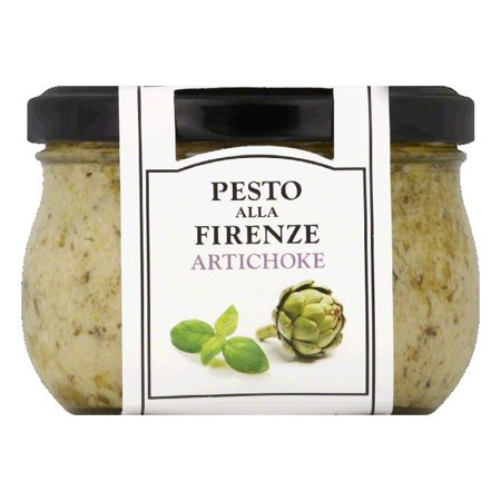 Cucina & Amore Artichoke Alla Firenze Pesto, 7.9 Oz (Pack of 6) (Halloween Artichoke Dip)