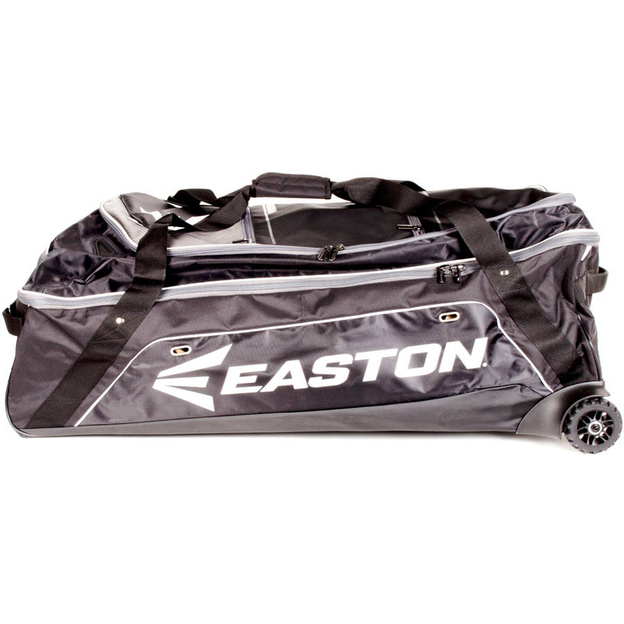 Easton A159007BK E900G Wheeled Bag, Black