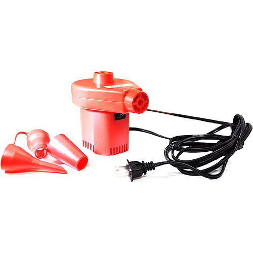 Boyd Electric Air Bed Inflatable Air Pump 120-Volt