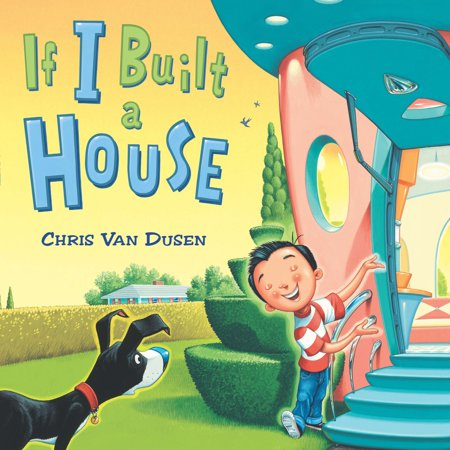 If I Built a House (Hardcover) (Was The White House Built By Slaves)