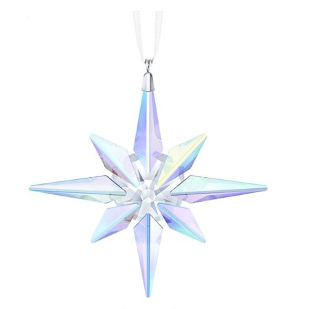Swarovski Christmas Star - Swarovski Star Ornament Crystal AB - 5403200
