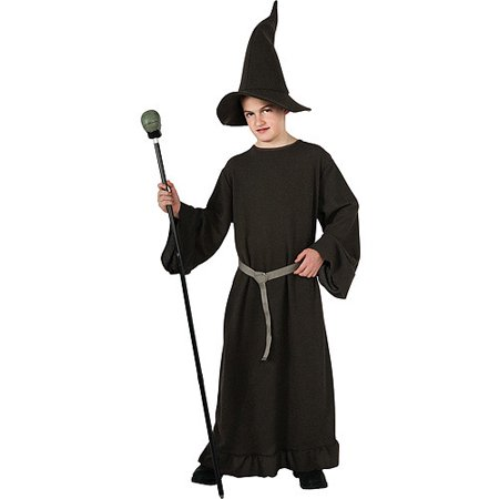 The Hobbit Gandalf Child Halloween Costume - Walmart.com