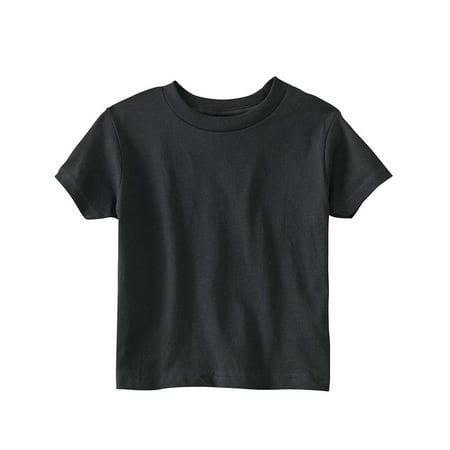 Rabbit Skins Toddler Cotton Jersey T-Shirt - image 1 de 1