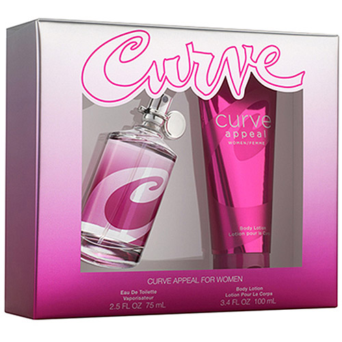 Curve Appeal for Women Fragrance Gift Set, 2 pc