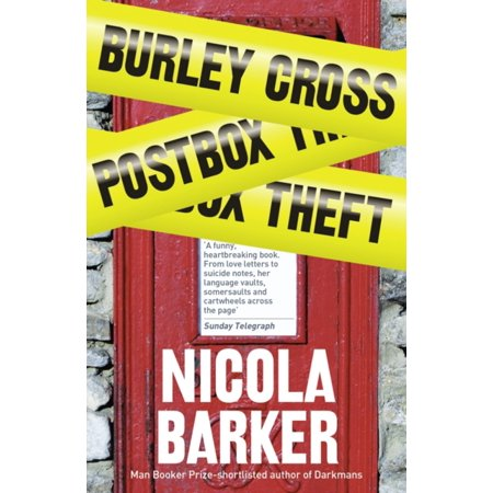 Burley Cross Postbox Theft  Paperback