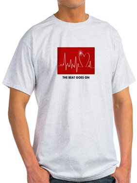 708248192 Product Image CafePress - The Beat Goes On - Funny Post-Heart Surgery T-Shir  -