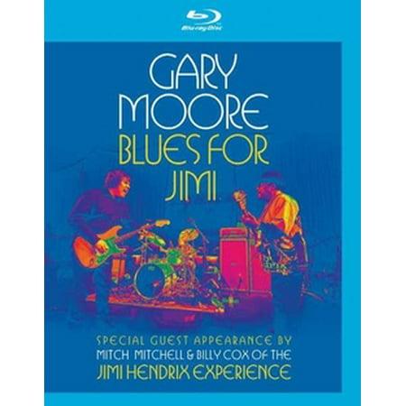 MOORE G-GARY MOORE-BLUES FOR JIMI-LIVE IN LONDON (BLU RAY) (Blu-ray)](Halloween Celebration In London 2017)