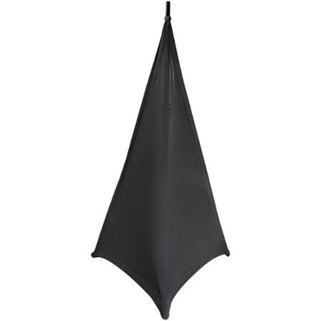 On-Stage Stands Speaker Light Stand Skirt Black